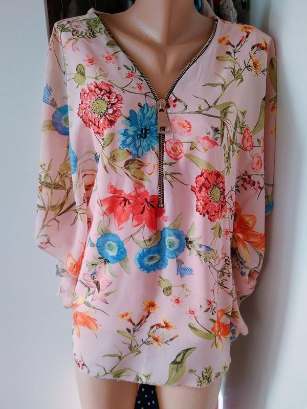 Блуза ( италия ) xs - s #розвантажуюсь - Фото 3
