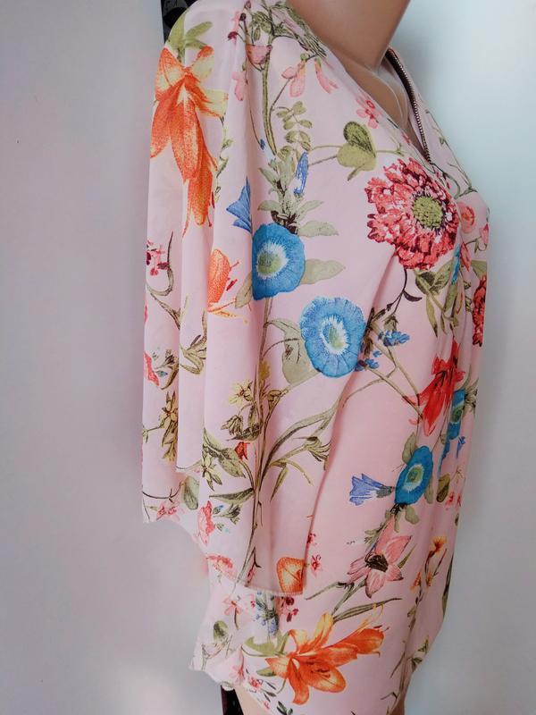 Блуза ( италия ) xs - s #розвантажуюсь - Фото 4