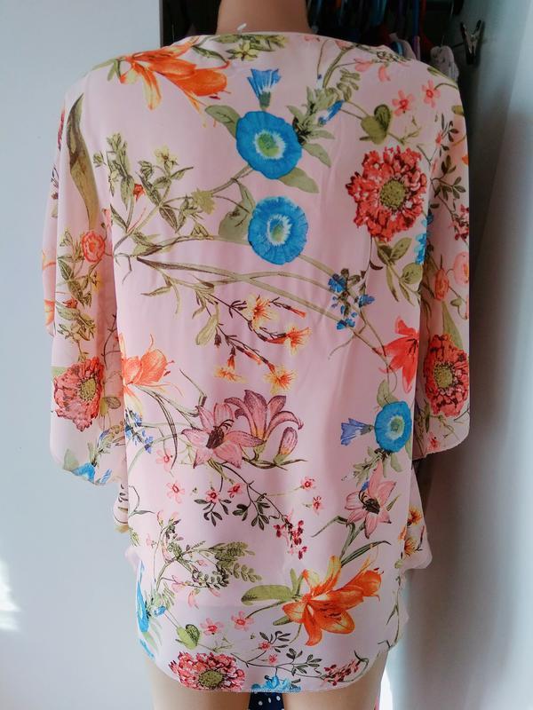 Блуза ( италия ) xs - s #розвантажуюсь - Фото 5