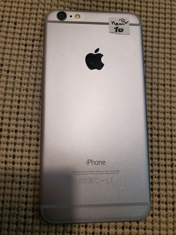 IPhone 6plus + 16gb neverlock - Фото 6