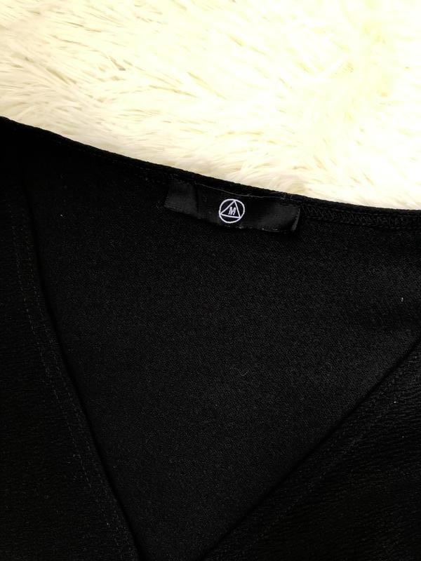 Шикарное маленькое чёрное платье  missguided - Фото 4