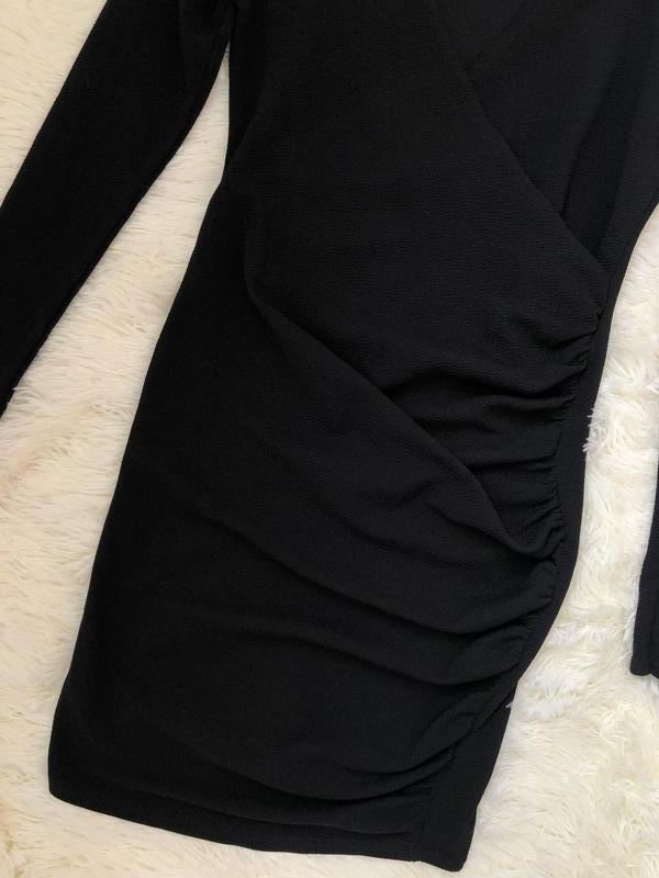 Шикарное маленькое чёрное платье  missguided - Фото 5