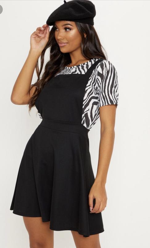 Стильное новое с биркой платье сарафан prettylittlething - Фото 2