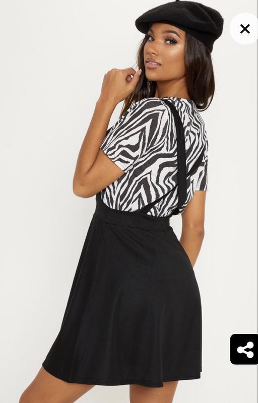 Стильное новое с биркой платье сарафан prettylittlething - Фото 4