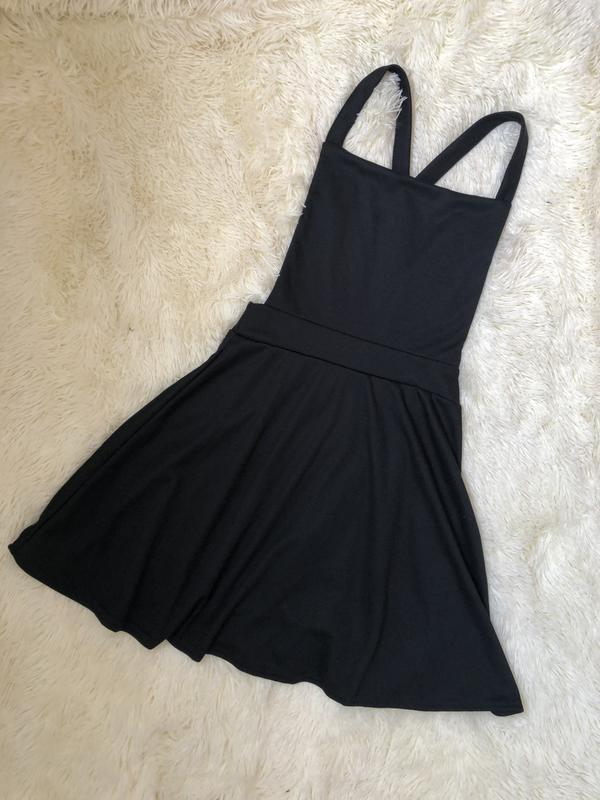 Стильное новое с биркой платье сарафан prettylittlething - Фото 5