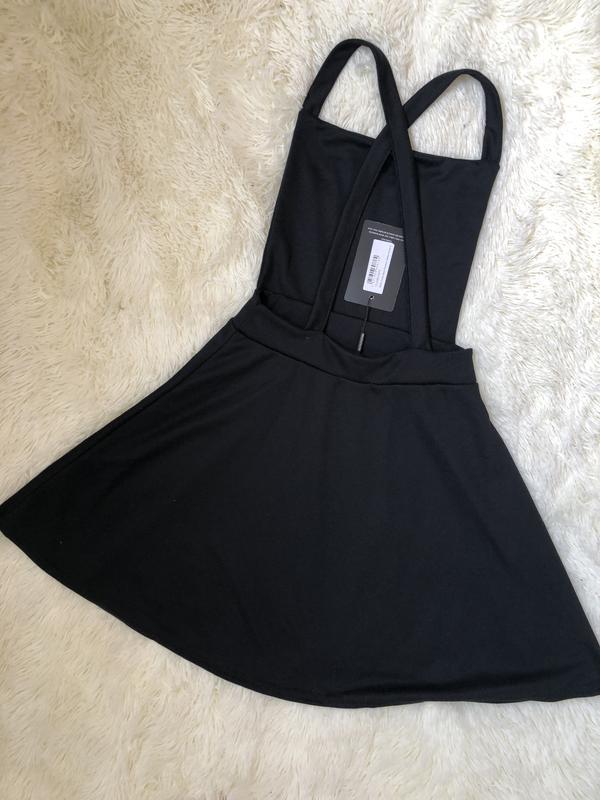 Стильное новое с биркой платье сарафан prettylittlething - Фото 6
