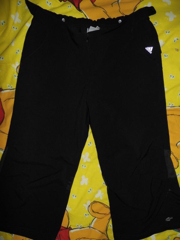 Спортивные бриджи женские - adidas - m -