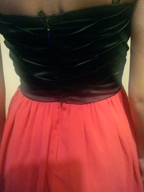 Lipsy vip платье бустье - Фото 4