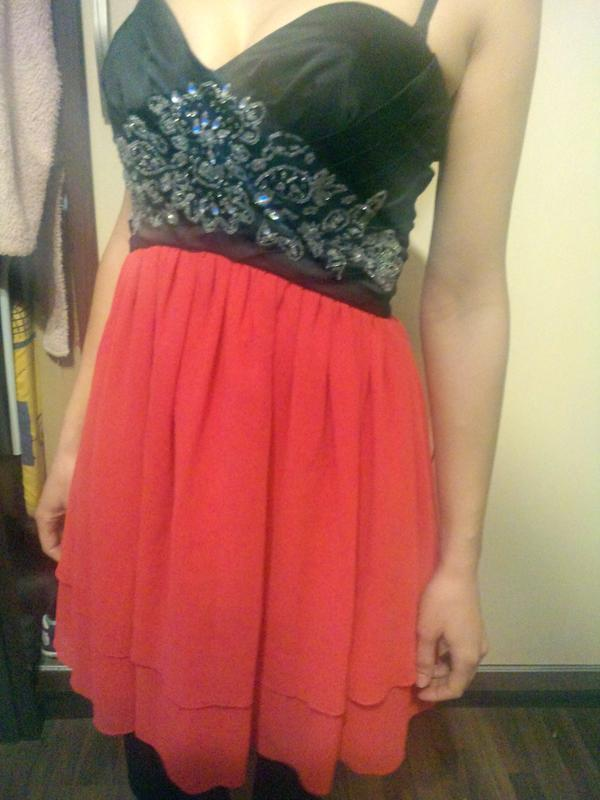 Lipsy vip платье бустье - Фото 5