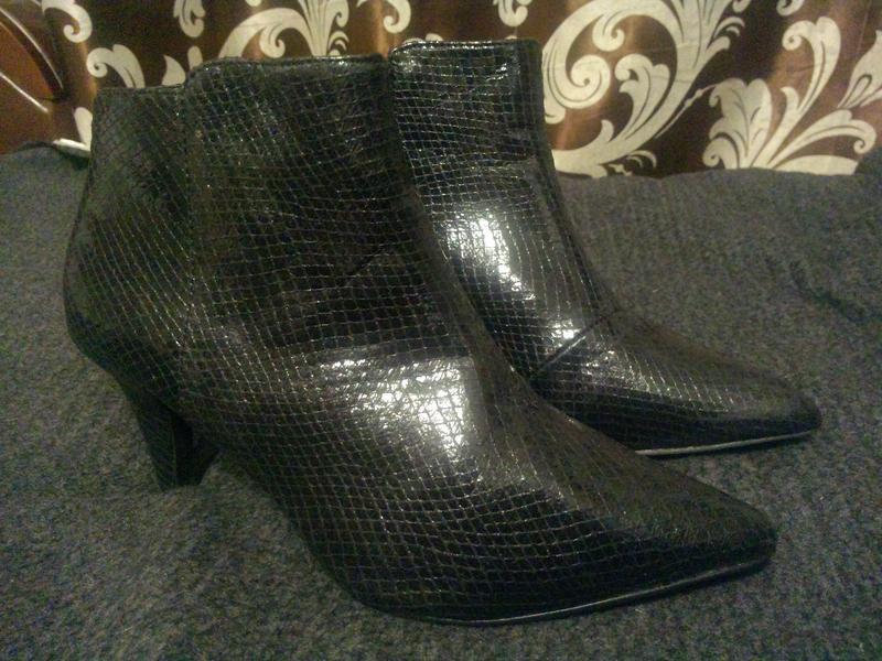 Next полусапожки ботинки ботильоны туфли рептилия