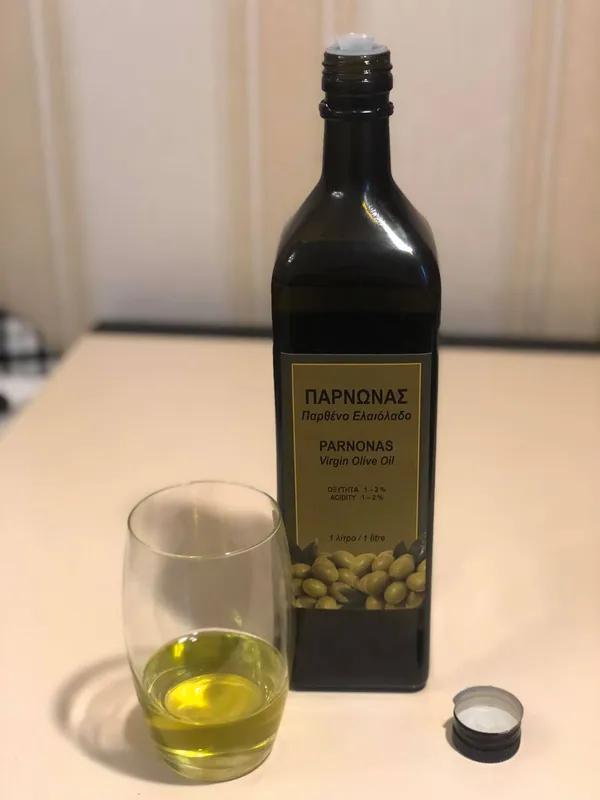 ОЛИВКОВОЕ МАСЛО сортов Extra-virgin olive oil и Virgin olive oil - Фото 4