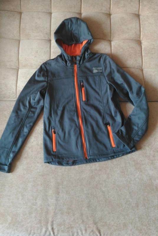 Куртка, мастерка crivit, 12-14лет, утеплённая