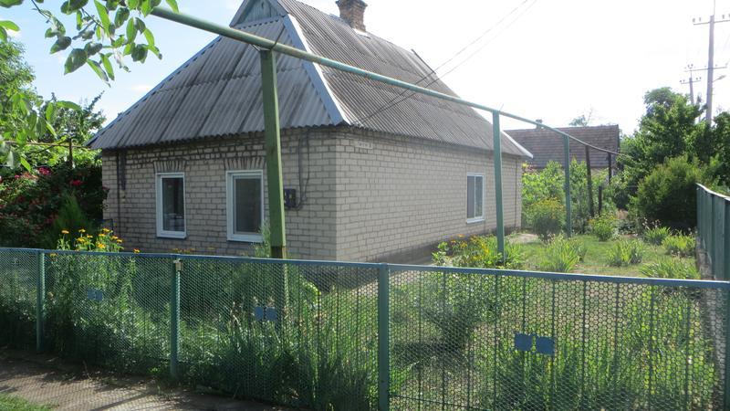 Дом с удобствами в 8 км от Запорожья.