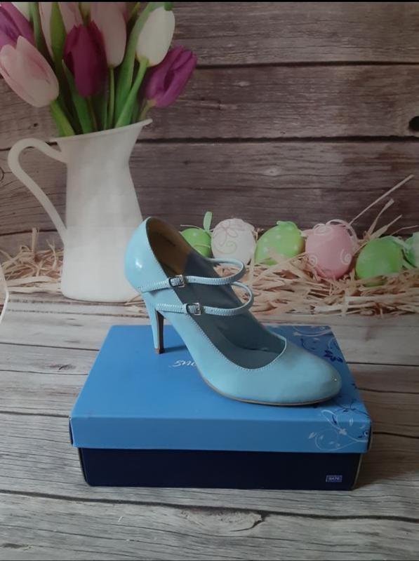 Новые лаковые туфли лодочки - Фото 2