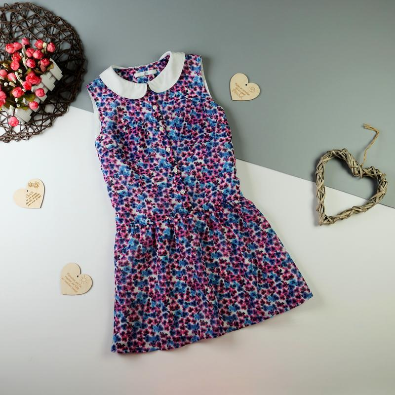 Платье m&s на 11-12 лет/152 см