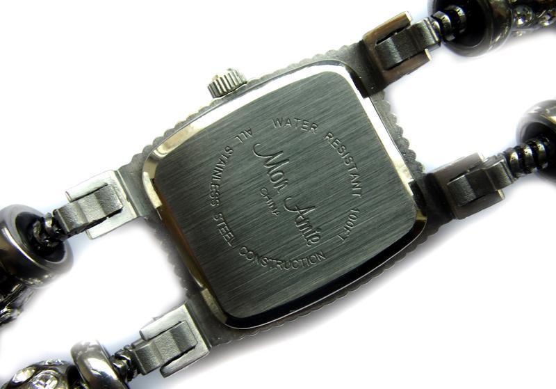 Mon amie часы из сша water resistant до 30 м мех miyota - Фото 5
