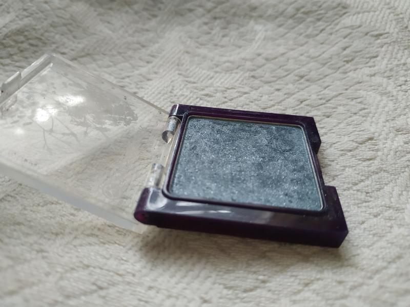 Тени yves rocher голубая сталь - Фото 3