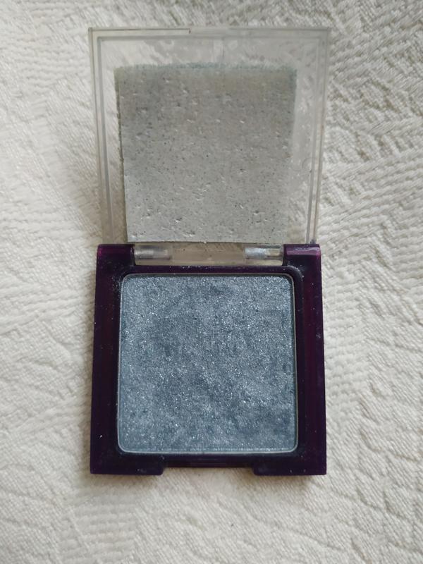 Тени yves rocher голубая сталь - Фото 4