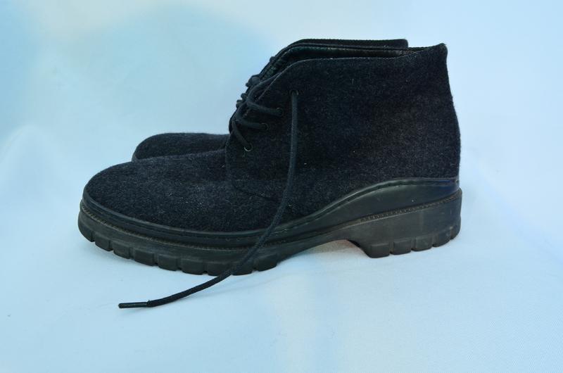 2539/349 фетровые демисезоные ботинки silga 39р