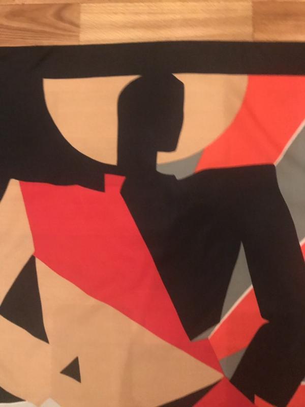 Платок силуэт 👤 - Фото 2