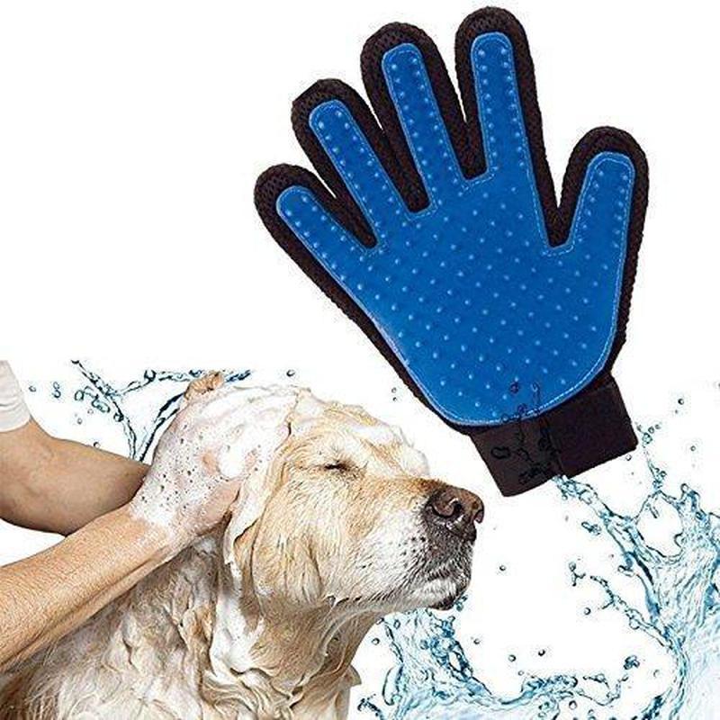 Перчатка для вычесывания шерсти True Touch, Тру Тач, Pet Glove - Фото 4