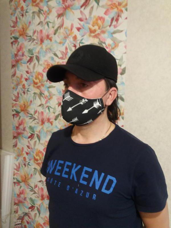 Защитные маски для лица (не медицинские)