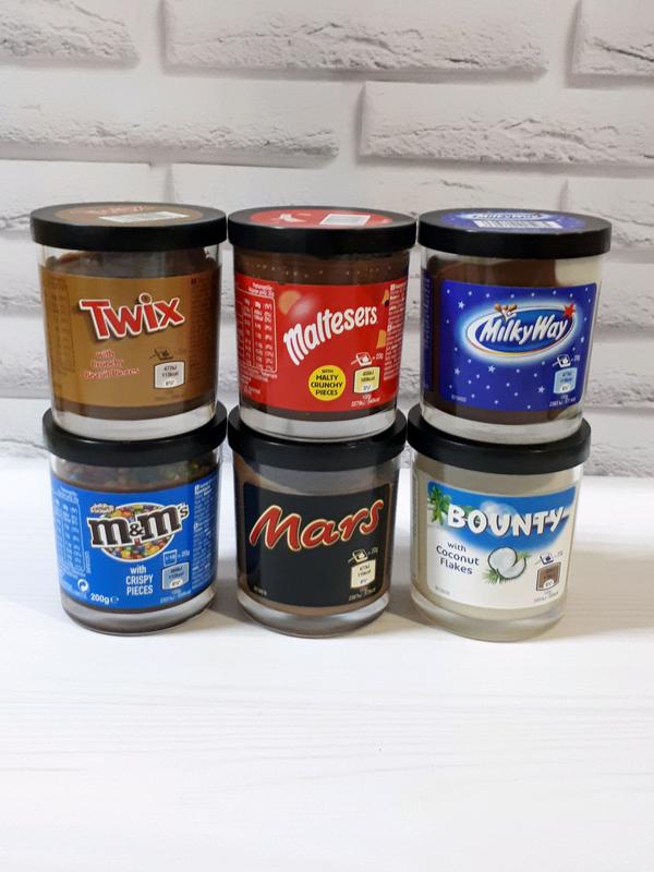 Шоколадный крем в ассортименте