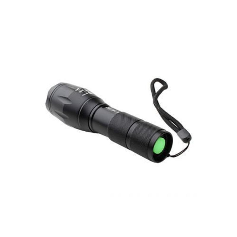 Фонарик тактический 158000W BL-1831-T6, ручной фонарь аккумулятор
