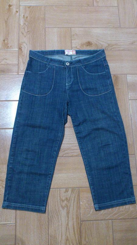 Джинсовые бриджи мужские tamnoon джинсові бриджи чоловічі