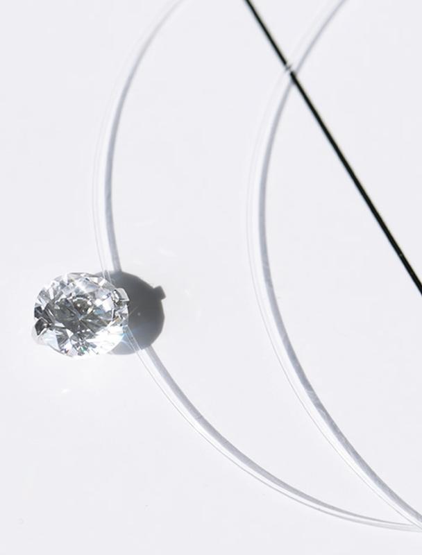 Ожерелье с подвеской из чистого стерлингового серебра - Фото 3