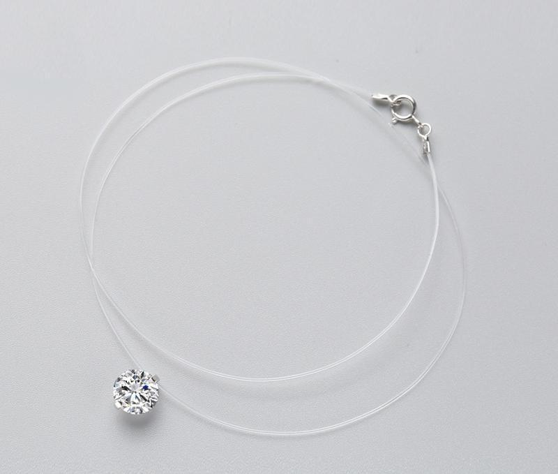 Ожерелье с подвеской из чистого стерлингового серебра - Фото 7