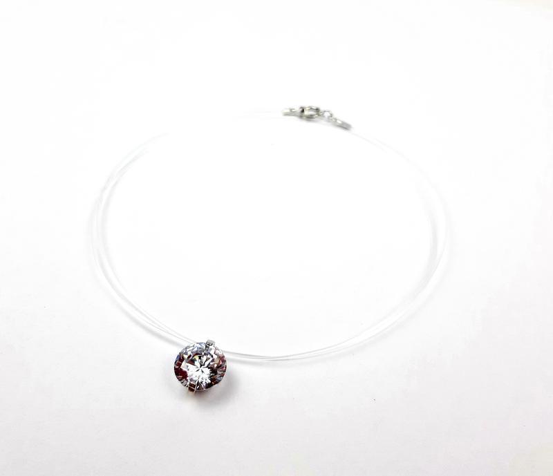 Ожерелье с подвеской из чистого стерлингового серебра - Фото 9