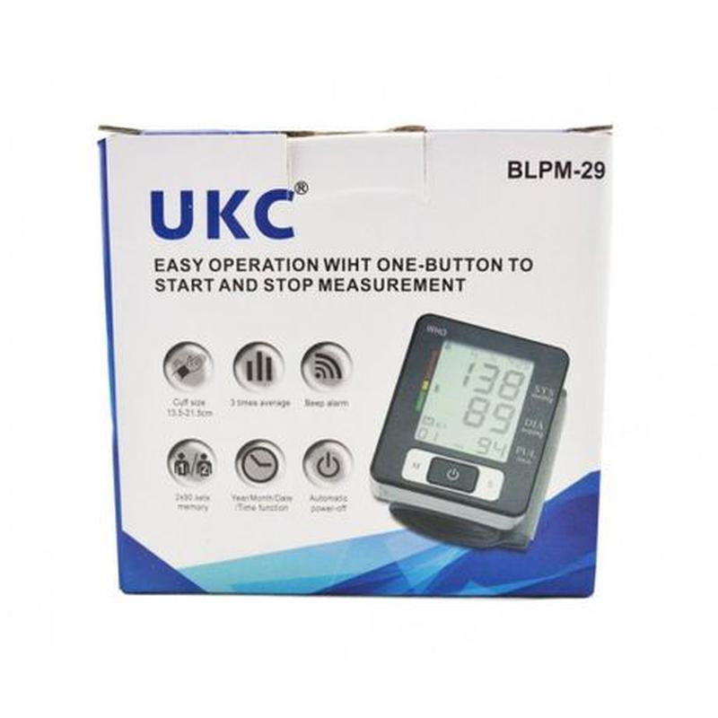 Автоматический тонометр UKC BLPM 29