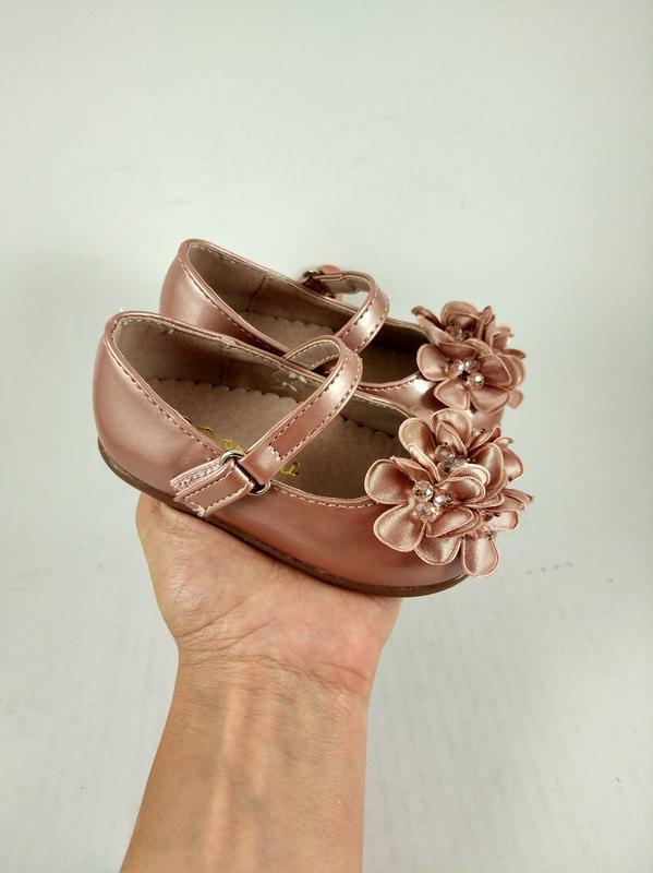 Туфли для девочек clibee румыния - Фото 4