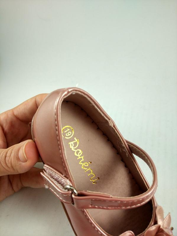 Туфли для девочек clibee румыния - Фото 5
