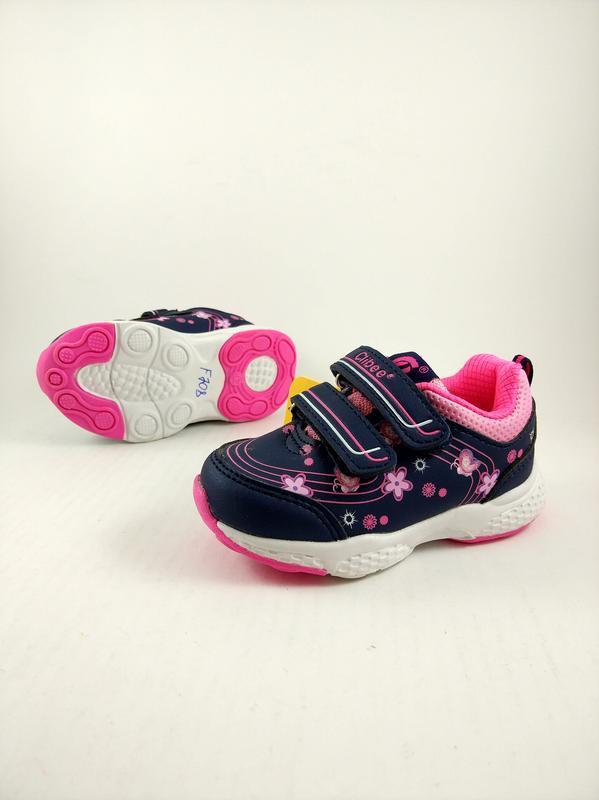 Кроссовки для девочек clibee румыния - Фото 2