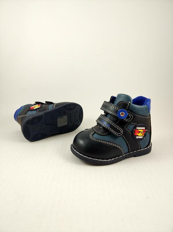 Ботинки для мальчиков tom.m - Фото 4