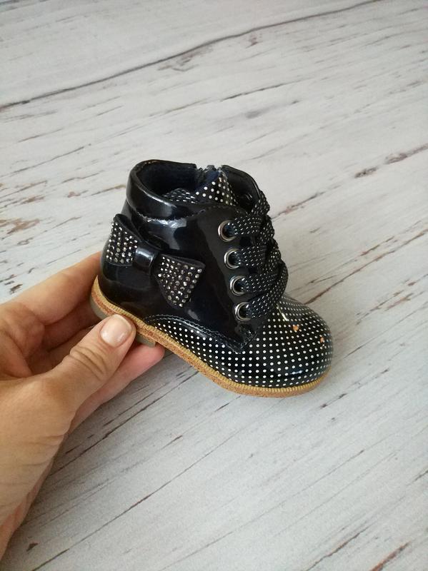 Ботинки для девочек сказка - Фото 2