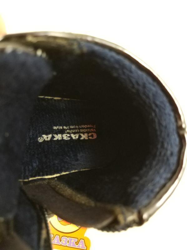 Ботинки для девочек сказка - Фото 4