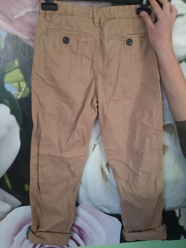Летние тонкие джинсы брюки мальчику джоггеры слим скинни котто... - Фото 3
