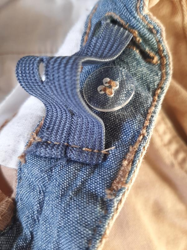 Летние тонкие джинсы брюки мальчику джоггеры слим скинни котто... - Фото 4
