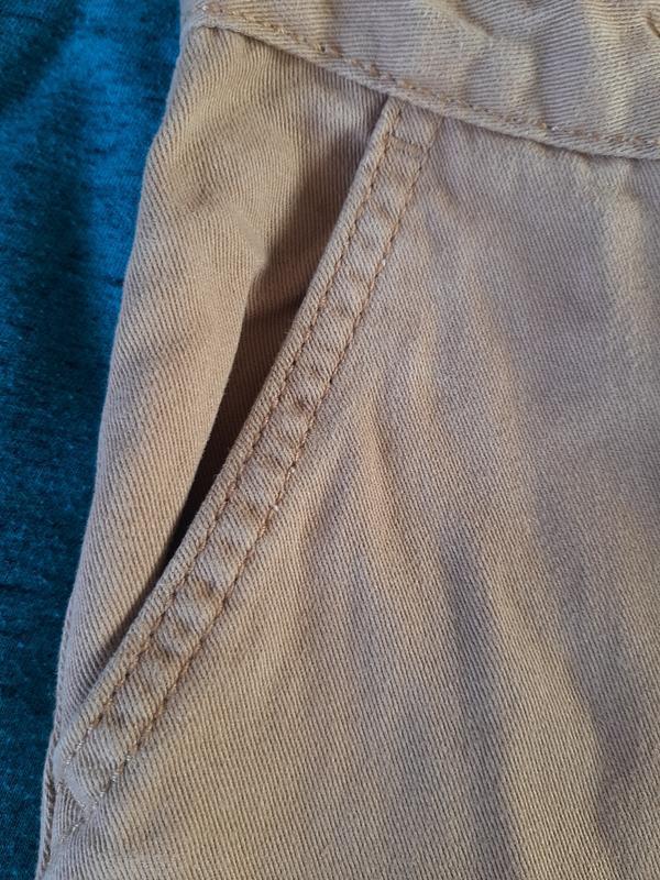 Летние тонкие джинсы брюки мальчику джоггеры слим скинни котто... - Фото 6