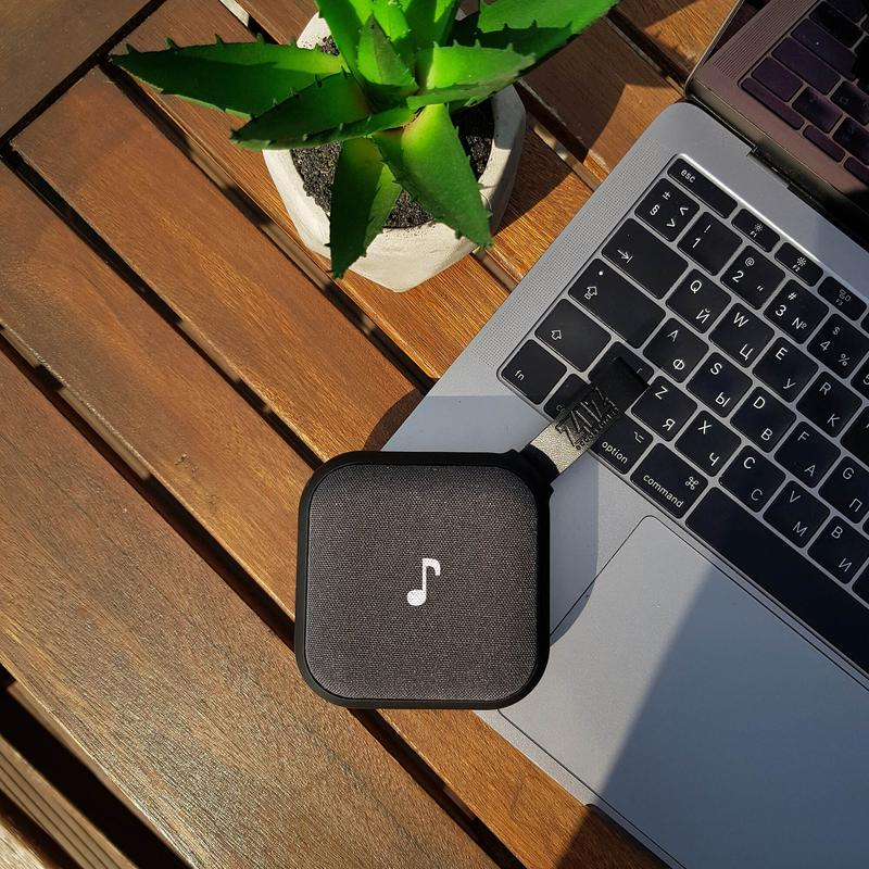 Портативная колонка Bluetooth ZIZ Мелодия - Фото 2