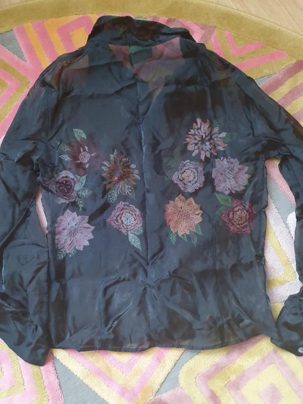 Блуза kenzo - Фото 2
