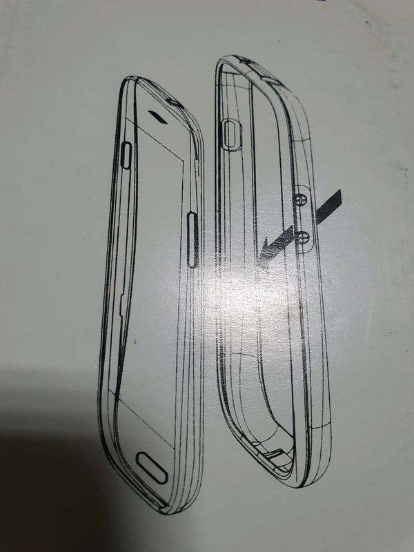 Чехол - Бампер Samsung Galaxy Note 2 N7100 - Фото 3