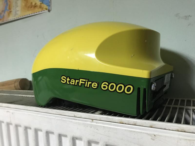 StarFire 6000 ресівер Спутнікового сигналу