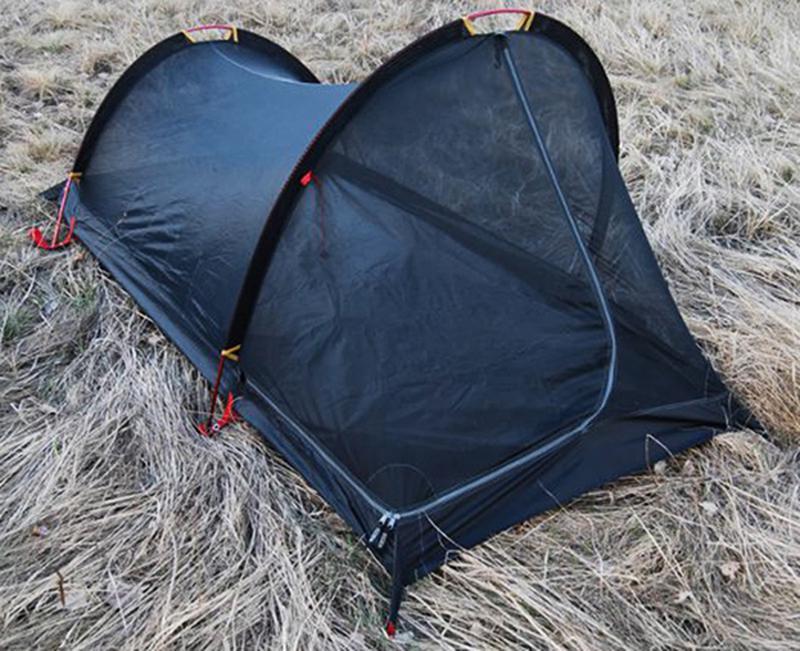 Палатка двухместная Tramp Bike 2 v2 (TRT-020) - Фото 4