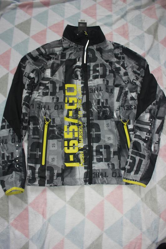Куртка кофта спортивная ветровка crivit pro германия s - Фото 3