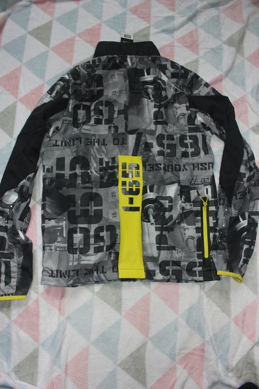 Куртка кофта спортивная ветровка crivit pro германия s - Фото 4