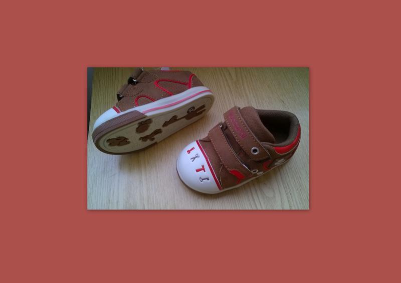 Детские ботинки мокасины размер 22  13,8 см. t.taccardi